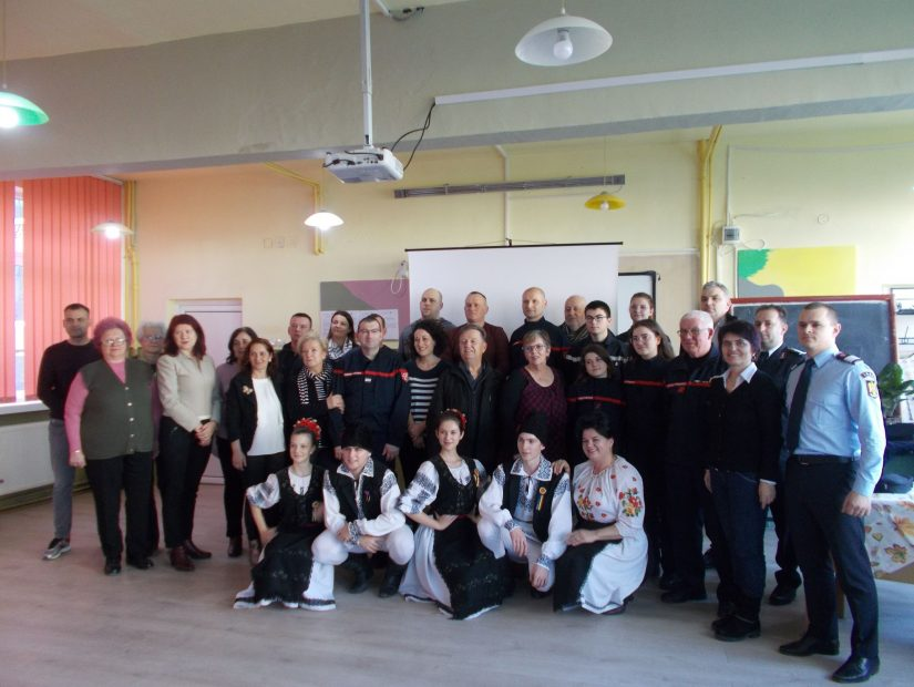 """Liceul Tehnologic Ocna Mureș- Erasmus Plus- """"Tehnologii pentru pompieri"""""""